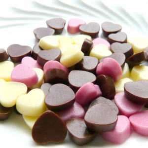 ミニミニハートミックスチョコレート